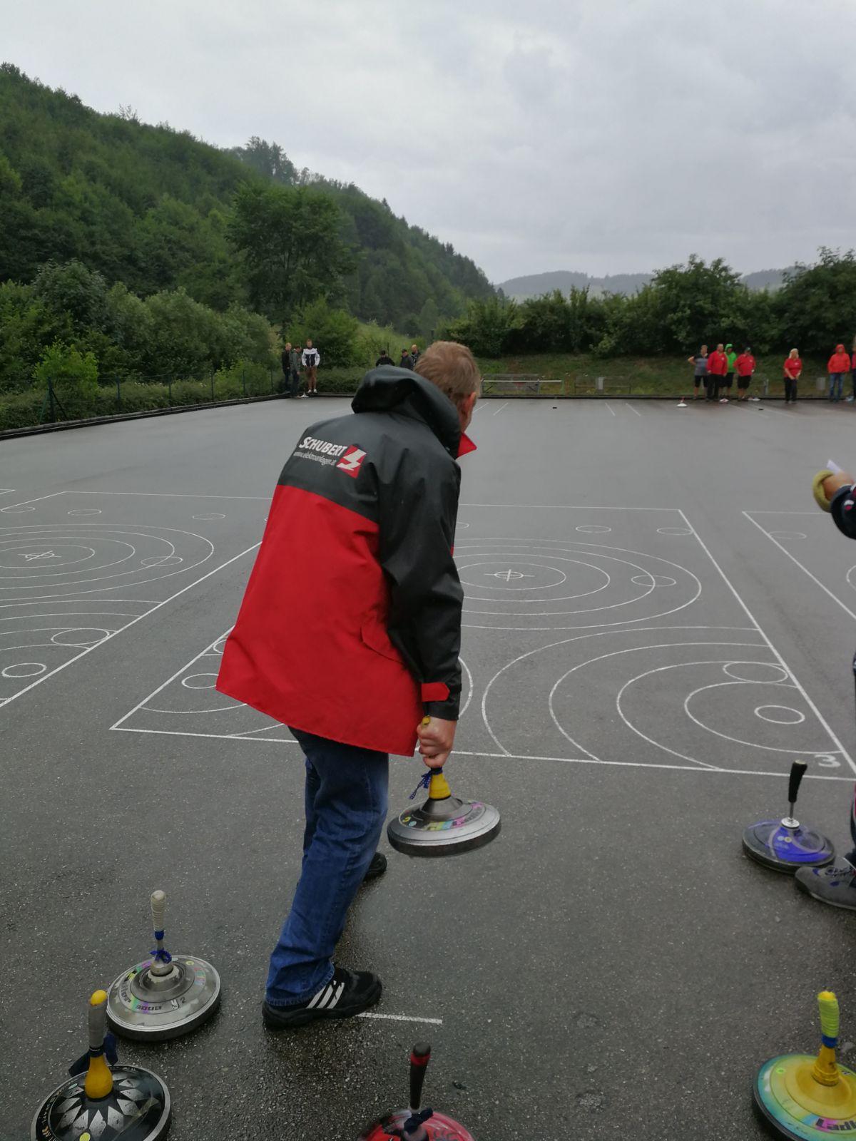 Stockschützen Hobbyturnier